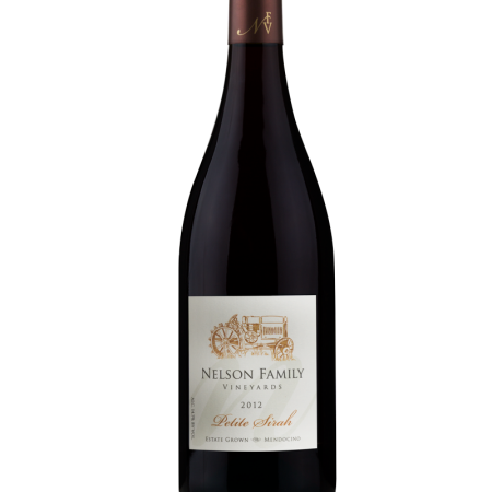Nelson Family Vineyards 2012 Petite Sirah