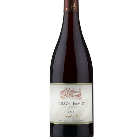 Nelson Family Vineyards 2014 Pinot Noir