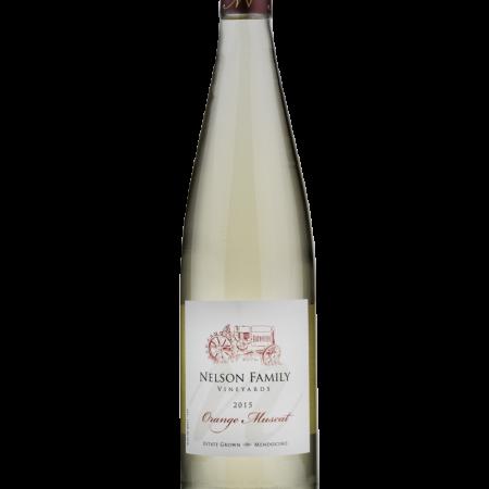 Nelson Family Vineyards 2015 Orange Muscat